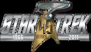 StarTrek 45 ans