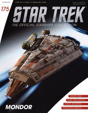 Star Trek Official Starships Collection issue 175