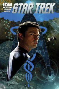 Star Trek Ongoing, issue 17