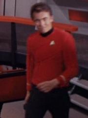 Sternenflottenoffizier 2 Enterprise 2267 Sternzeit 3141