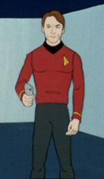 USS Enterprise operations security lieutenant 15