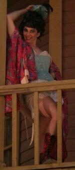 Woman, Deadwood