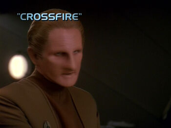 Crossfire title card