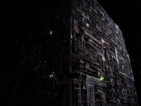 Borg cube, 2366