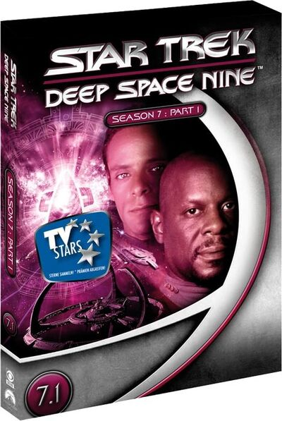 DS9 Staffel 7-1 DVD