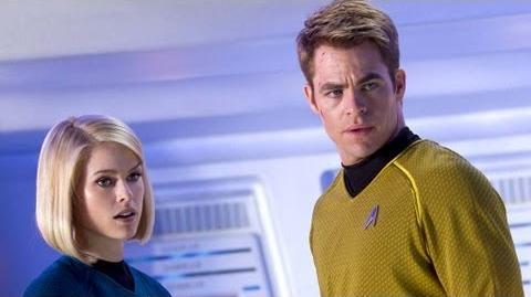 "Star Trek 2 Into Darkness ""On Place la Barre plus Haut!"""
