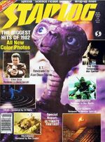 Starlog issue 064 cover