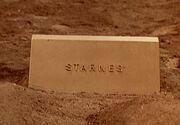Starnes tombstone