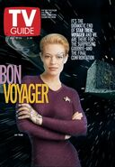 TV Guide cover, 2001-05-19 (2 of 4)
