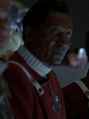 Vice Admiral 1 im Föderationsrat 2286