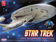 AMT Model kit AMT663 USS Enterprise-E 2010
