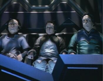 ...as a Cardassian child