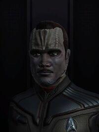 Costume Cardassian Male Starfleet