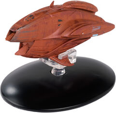 Eaglemoss 171 Denobulan Medical Ship