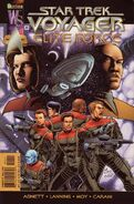 Elite Force comic cover