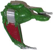 Innerspace S1 Klingon Bird-of-Prey
