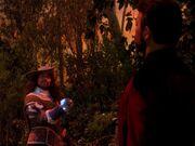 Riker trifft auf sein Hologramm