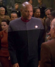 Sisko uniform variant