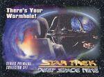 Star Trek Deep Space Nine - Series Premiere Card 44
