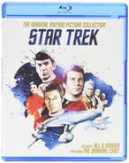 Star trek original motion picture collection (blu-ray) 2016