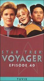 VOY 40 US VHS