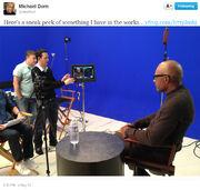 Dorn BR interview