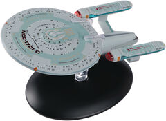 Eaglemoss 46 USS Enterprise-C