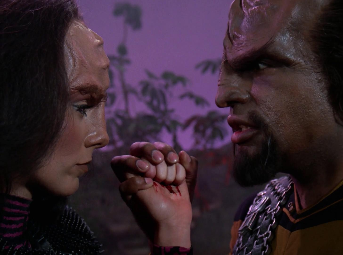 Klingon dating site