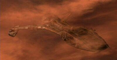 Klingonen Scoutschiff