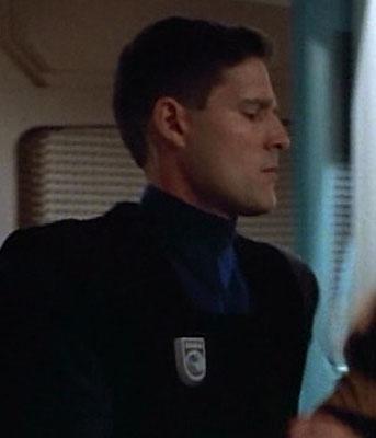 ... as a Mari policeman