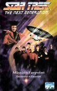 Mission Farpoint – Encounter at Farpoint (Front)