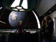 Seven und Kohlar finden eine Heimatwelt für die Klingonen