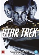 Star Trek DVD Region 2 cover
