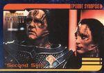 Star Trek Deep Space Nine - Profiles Card 22