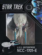 Star Trek Official Starships Collection USS Enterprise-E repack 8