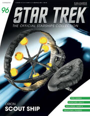 Star Trek Official Starships Collection issue 96
