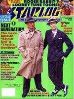 Starlog issue 135 cover