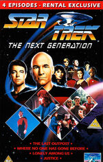 TNG Vol 2 UK Rental VHS cover