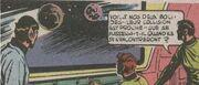 When planets collide, gold key comics