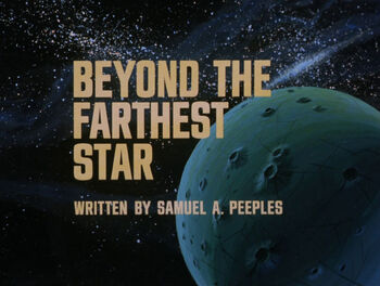 Beyond the Farthest Star title card