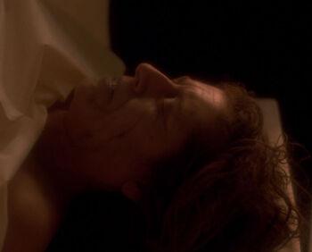 ... as a dead corpse