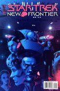 New Frontier Turnaround issue 5