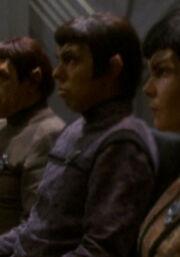 Romulan committee member 3