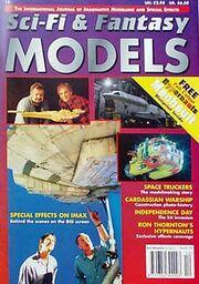 Sci-Fi & Fantasy models cover 16