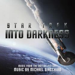 Star Trek Into Darkness Cover (Soundtrack)