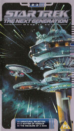 TNG 2.3 UK VHS cover