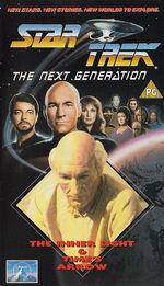 TNG vol 63 UK VHS cover