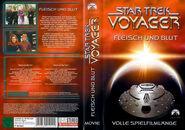 VHS-Cover VOY Fleisch und Blut