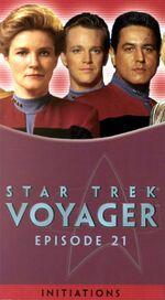 VOY 21 US VHS