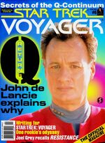 VOY Official Magazine issue 6 cover
